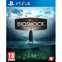 BIOSHOCK: THE COLLECTION (nowa) PS4