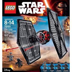 KLOSKI LEGO STAR WARS 75101 (nowa)