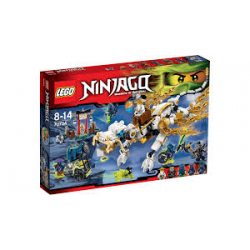 KLOCKI LEGO NINJAGO 70734 (nowa)