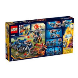 Lego Nexo Knight 70322 (nowa)