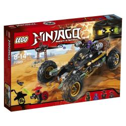 KLOCKI LEGO NINJAGO MATERS OF SPINJITSU 70589 (nowa)