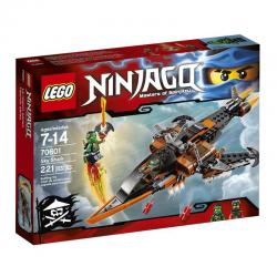 KLOCKI LEGO NINJAGO 70601 (nowa)
