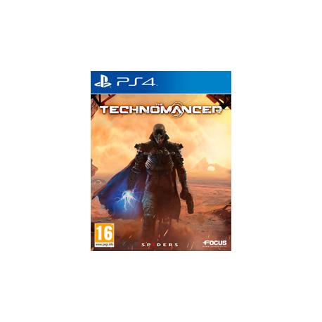 THE TECHNOMANCER [POL] (używana) (PS4)