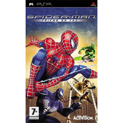 Spider-Man Friend or Foe[ENG] (używana) (PSP)