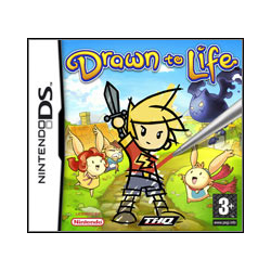 Drawn to Life[ENG] (używana) (NDS)
