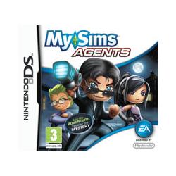 MySims Agents[ENG] (używana) (NDS)