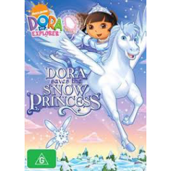 Dora saves The snow princess[ENG] (używana) (NDS)