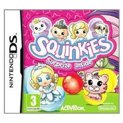Squinkies surprize inside[ENG] (używana) (NDS)