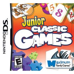 Junior Classic Games[ENG] (używana) (NDS)