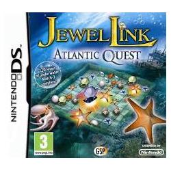 Jewel Link Atlantic Quest[ENG] (używana) (NDS)