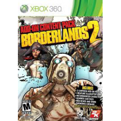 Borderlands 2 add-on Content Pack[ENG] (używana) (X360)/xone