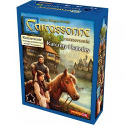 Carcassonne: Karczmy i Katedry (nowa)