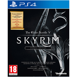 THE ELDER SCROLLS V SKYRIM SPECIAL EDITION [POL] (nowa) (PS4)
