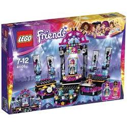 LEGO Friends Klocki Scena gwiazdy Pop 41105 (nowa)
