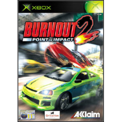 Burnout 2 Point of Impact[ENG] (używana) (XBOX)