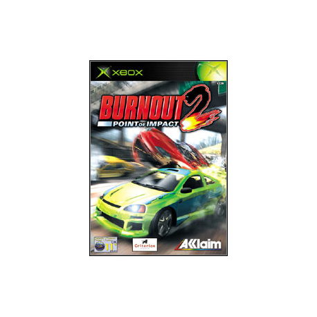 Burnout 2: Point of Impact[ENG] (używana) (XBOX)