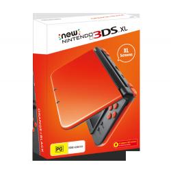 Konsola New Nintendo 3DS XL Orange + Black (nowa)