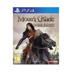MOUNT &BLADE WARBAND[ENG] (używana) (PS4)