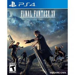 FINAL FANTASY XV[ENG] (używana) (PS4)