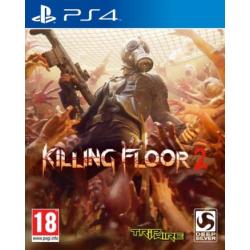 KILLING FLOOR 2 (nowa) PS4