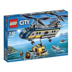 LEGO CITY 60093 (nowa)