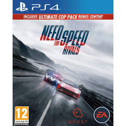 Need for Speed Rivals [ENG] (Używana) PS4