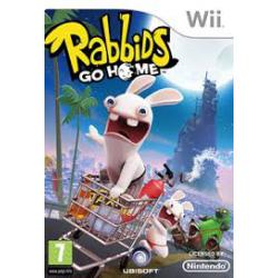 RABBIDS GO HOME[ENG] (używana) (Wii)
