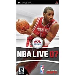 NBA LIVE 07[ENG] (używana) (PSP)