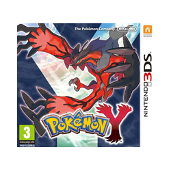 Pokemon Y (używana) (3DS)