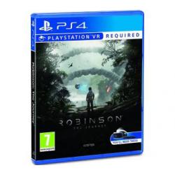 ROBINSON THE JOURNEY(używana) (PS4)