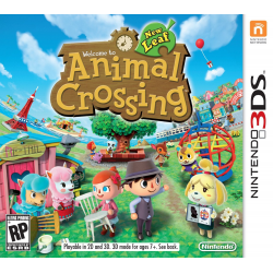 Welcome to Animal Crossing: New Leaf[ENG] (używana) (3DS)