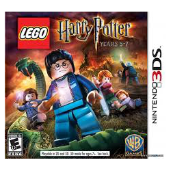 LEGO HARRY POTTER LATA 5-7[ENG] (używana) (3DS)