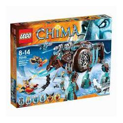 LEGO Legends of Chima 70145 (nowa)