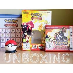 Pokemon Omega Ruby Edycja Specjalna[ENG] (używana) (3DS)