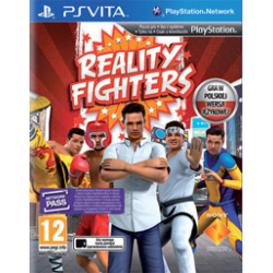 Reality Fighters (używana) (PSV)