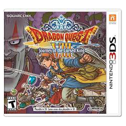 DRAGON QUEST VIII: JOURNEY OF THE CURSED KING[ENG] (nowa) (3DS)