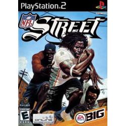NFL Street (używana) (PS2)