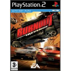 Burnout Revenge [ENG] (Używana) PS2
