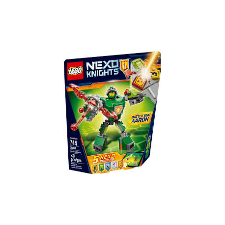 LEGO NEXO KNIGHTS 70364 (nowa)