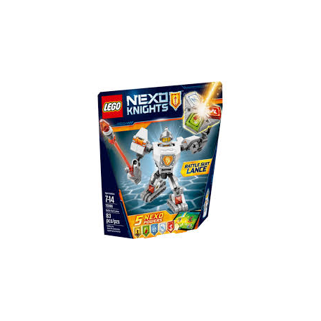 LEGO NEXO KNIGHTS 70366 (nowa)
