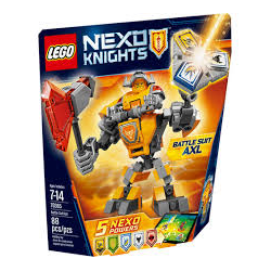 LEGO NEXO KNIGHTS 70365 (nowa)