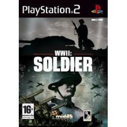 WWII SOLDIER[ENG] (używana) (PS2)