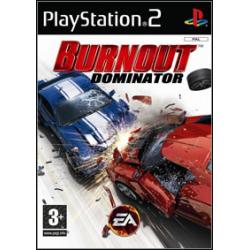 Burnout Dominator [ENG] (Używana) PS2