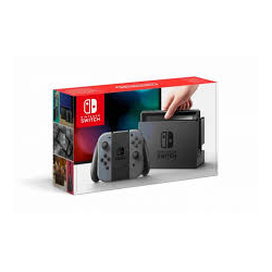 NINTENDO  SWITCH CONSOLE  WITH GRAY  JOY-CON  [ENG] (nowa)