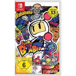 SWITCH SUPER BOMBERMAN R [ENG] (nowa)