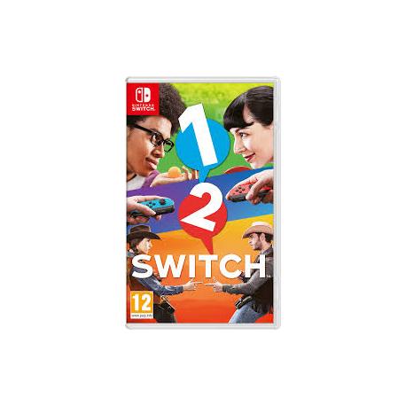 SWITCH 1 2 SWITCH [ENG] (nowa)