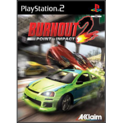 BURNOUT 2 POINT OF IMPACT  [ENG] (Używana) PS2