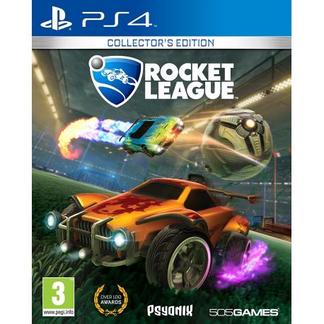 ROCKET LEAGUE[ENG] (używana) (PS4)