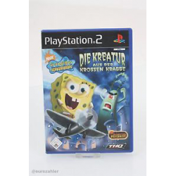 SpongeBob Schwammkopf: Die Kreatur aus derKrossen Krabbe[GER] (używana) (PS2)