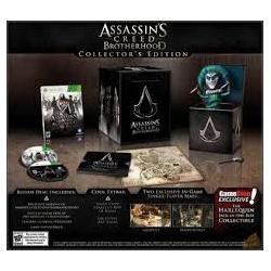 ASSASSIN'S CREED BROTHERHOOD  COLLECTOR'S EDITION X360[ENG] (Limited Edition) (używana) (X360)